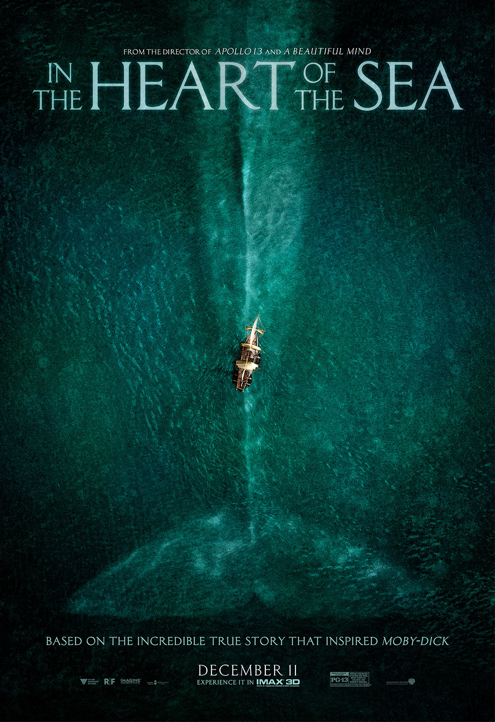 In the Heart of the Sea: An IMAX 3D Experience - Marbles IMAX