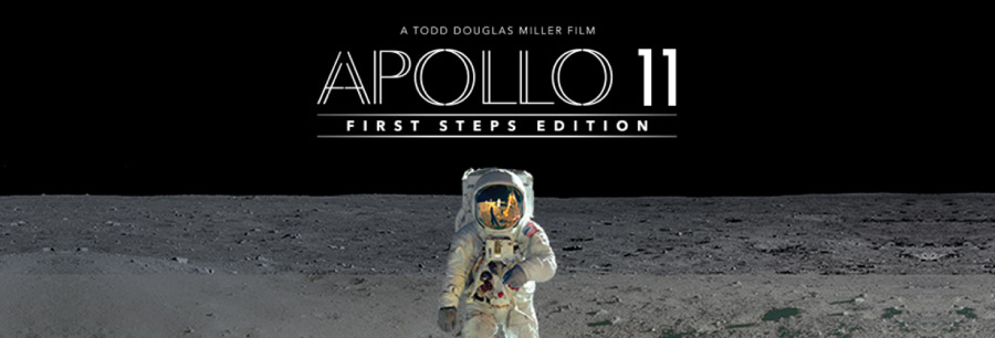 Apollo 11: First Steps Edition - Marbles IMAX