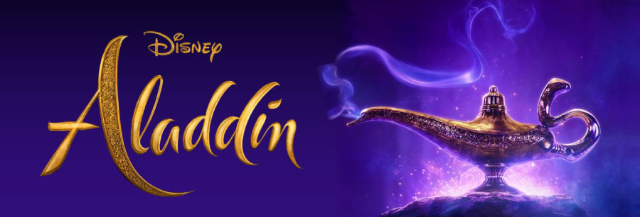 Aladdin: An IMAX 3D Experience - Marbles IMAX