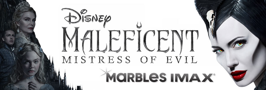 Maleficent: Mistress of Evil Billboard Image
