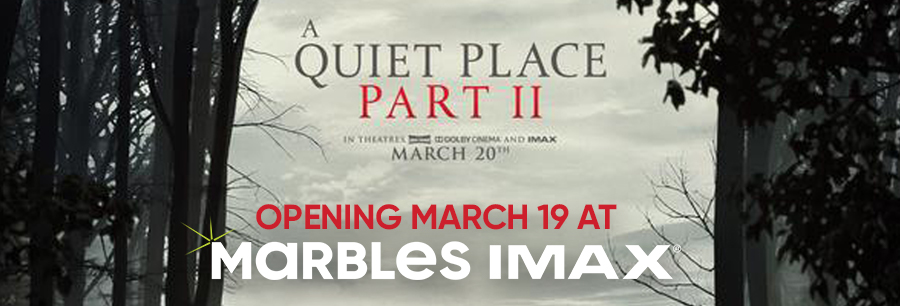 A Quiet Place Part II Billboard Image