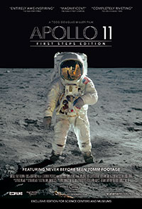 Apollo 11: First Steps Edition Lights Up Sound Down 2D poster