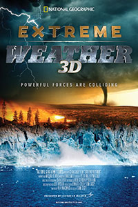 Extreme Weather 3D poster