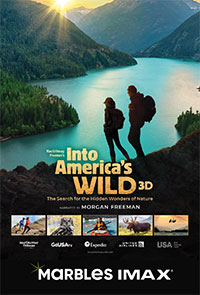 Into America's Wild: Lights Up Sound Down 2D poster