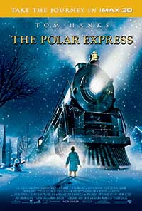 The Polar Express 3D poster